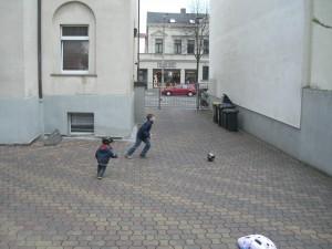 Filmlocation - Filmwohnung in Halle